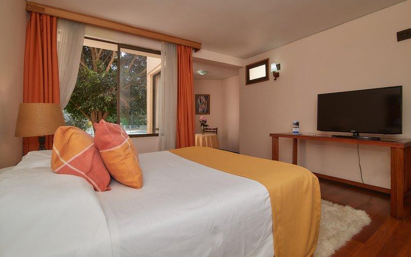 El Valle de Azapa, lejos del ruido de la ciudad, alberga a nuestro hotel., holiday rental in Arica