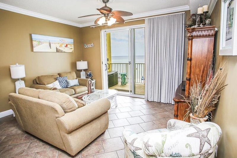 Ocean Ritz Beach Resort Condo 402