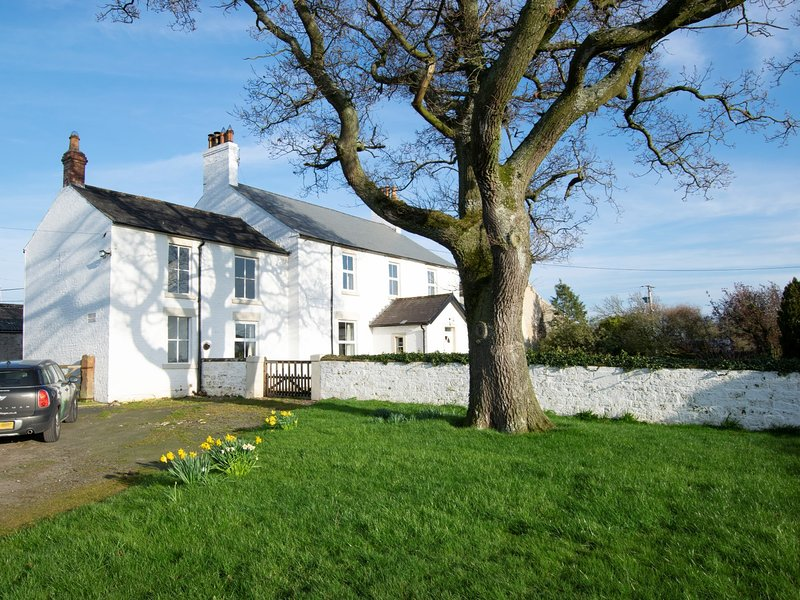 Annexe to farmhouse