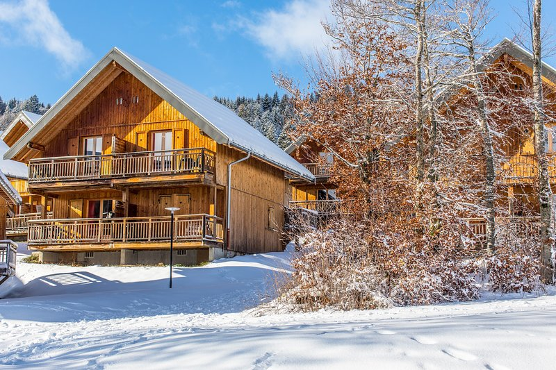 Your beautiful holiday rental is great in any season.