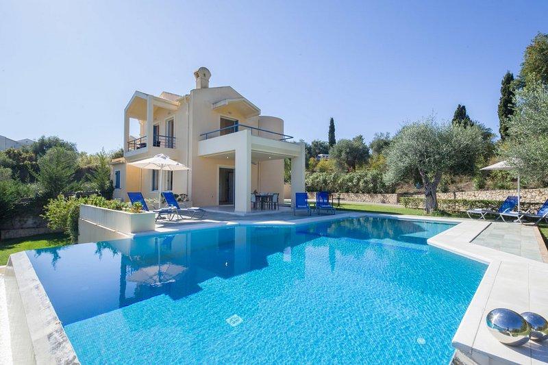 Villa Petrina, vacation rental in Gouvia