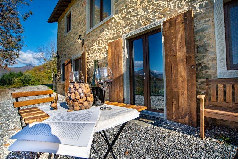 La Stalla, vacation rental in Pieve Fosciana