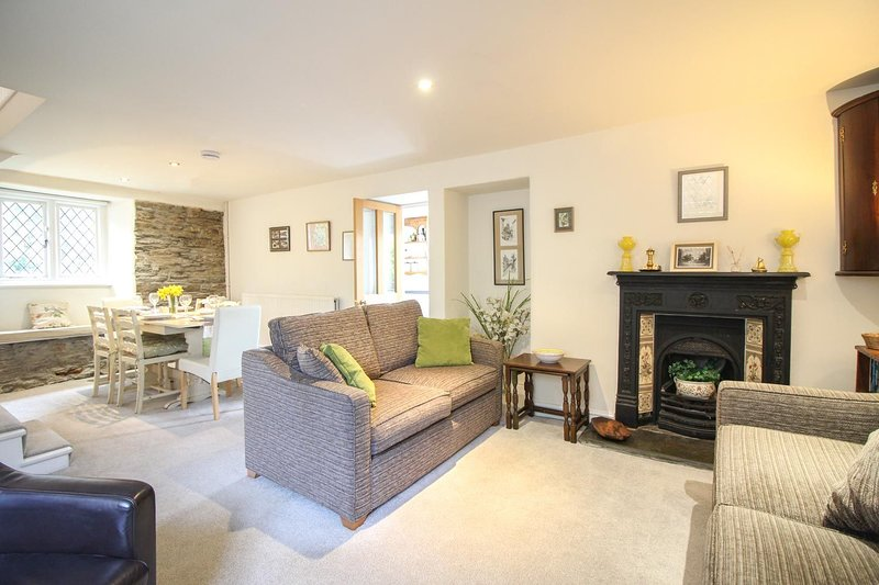 Cobbs Well, holiday rental in Fowey