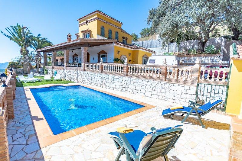 Cubo's Villa Ana Valtocado, vacation rental in Mijas