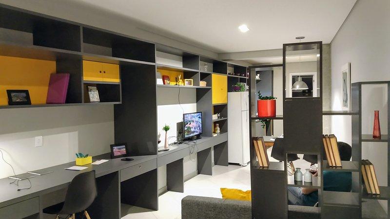 Loft 40 m2 private