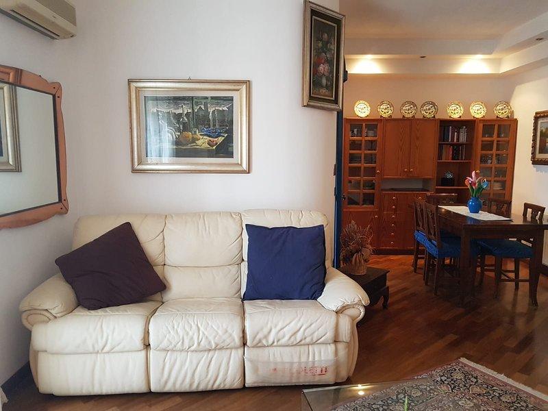 lounge corner relax