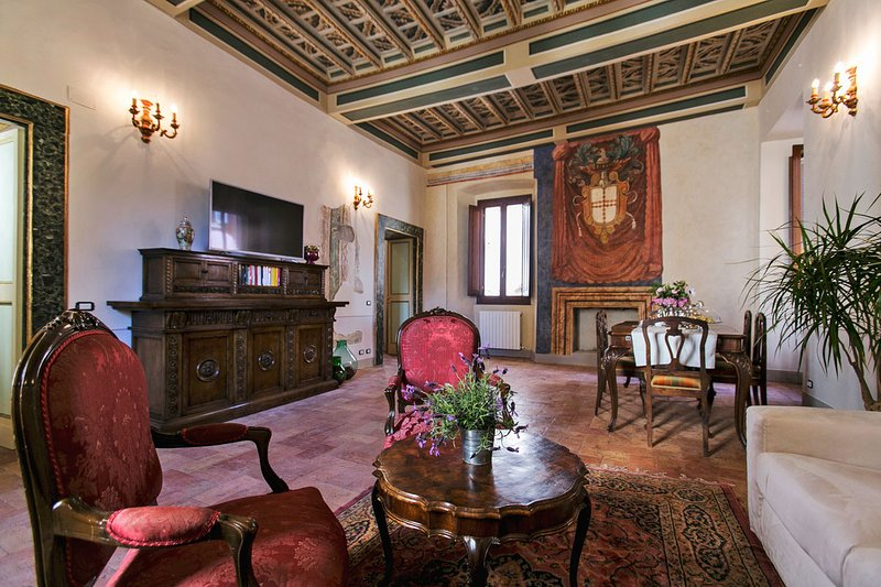 Palazzo Lauri Spoleto, vacation rental in San Gregorio