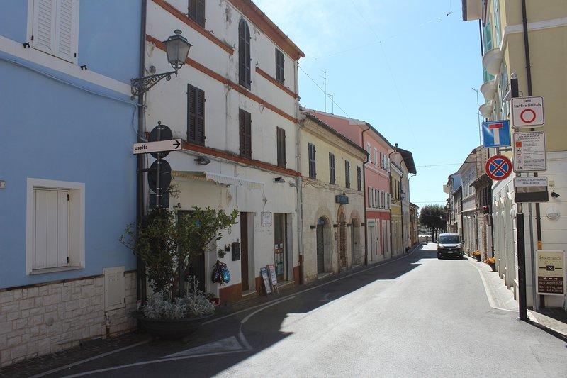 TRILO ROMA, holiday rental in Numana