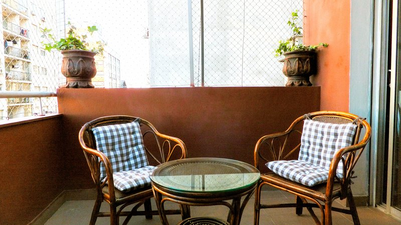 Stylish apart with big terrace in the historic center, location de vacances à Montevideo