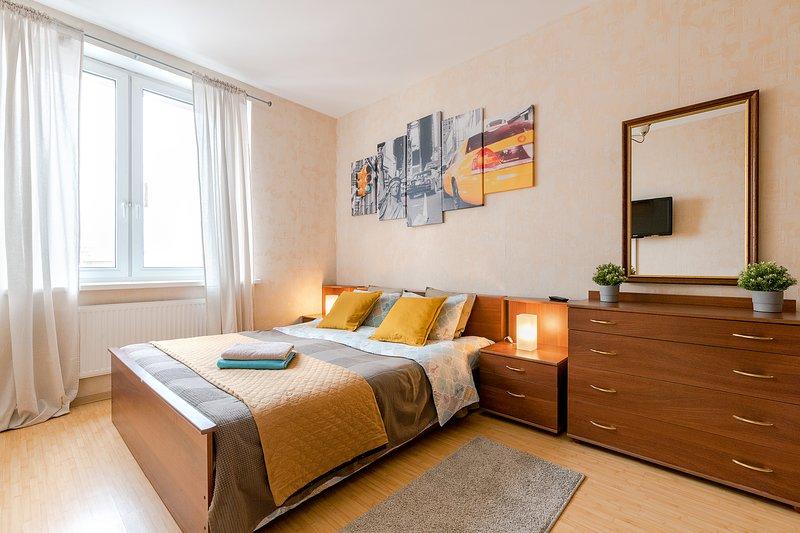 Апартаменты CapitalFlat  Гжатская улица 22 корпус 3, location de vacances à Vsevolozhsky District