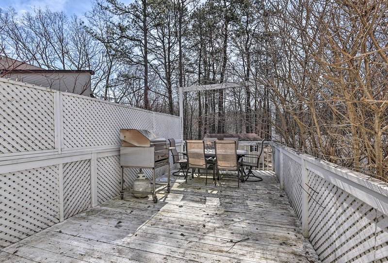 Find plenty of outdoor entertainment outside!