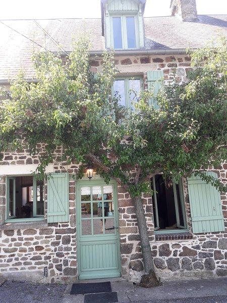La Thiaumerie, Gite, location de vacances à Moyon