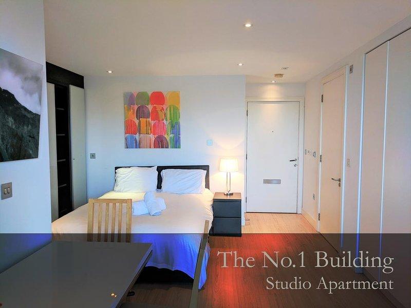 Gunwharf Quays Apartments Studio, alquiler vacacional en Portsmouth