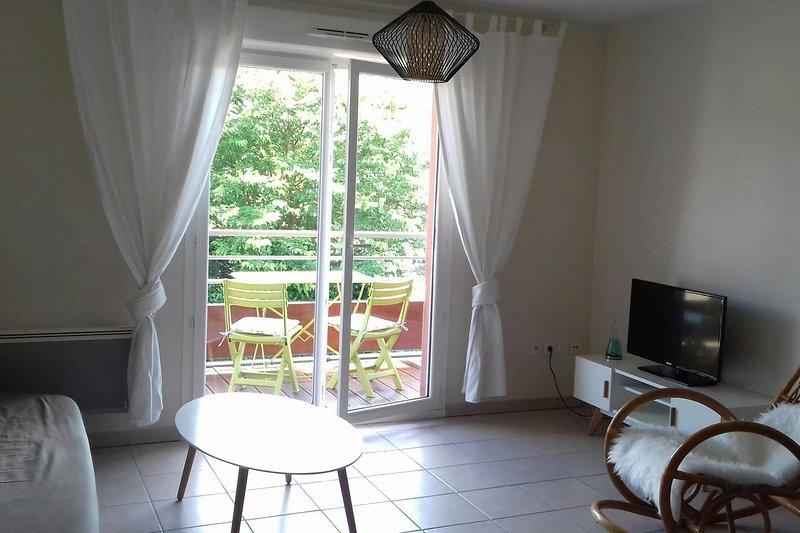 Plein Centre d'Arès au calme, vacation rental in Claouey
