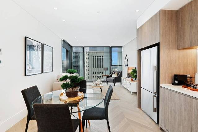 Guests will enjoy a very modern, comfortably luxurious, brand new living space