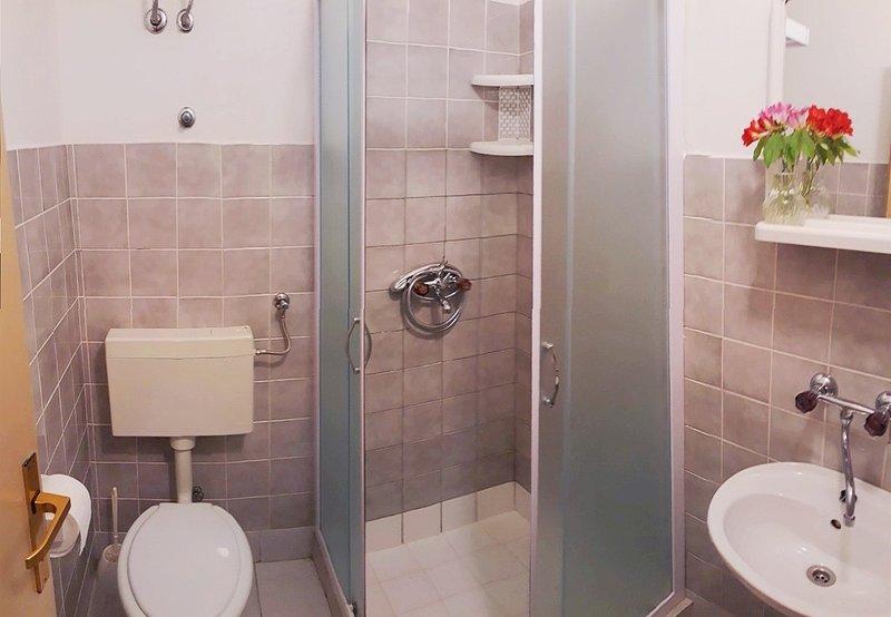 SA1 (2): baño con inodoro.