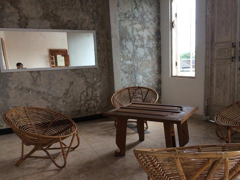 Nawa Lodge Canggu, vakantiewoning in Pererenan