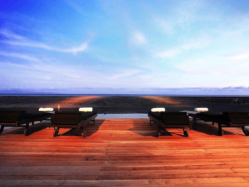 Villa Ylang Ylang - Beach deck