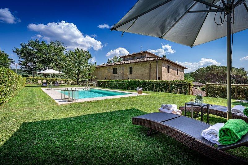 Villa la Mandragola, vacation rental in San Casciano in Val di Pesa