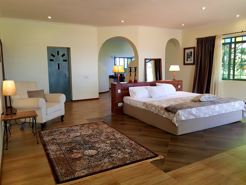 Suite room, holiday rental in Moshi