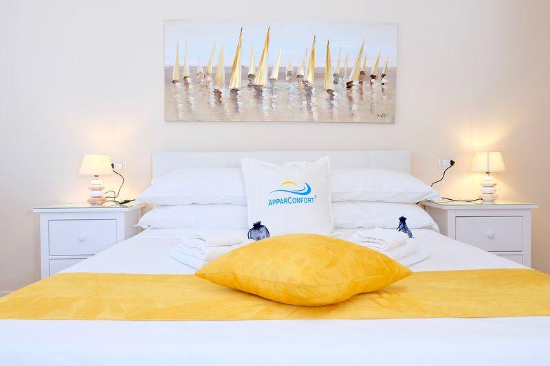 ApparConfort Riccione, location de vacances à Coriano
