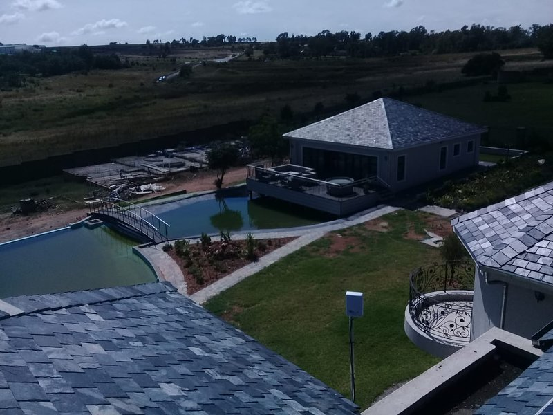 Villa Tasha Guest House D, Lanseria, Johannesburg – semesterbostad i Krugersdorp