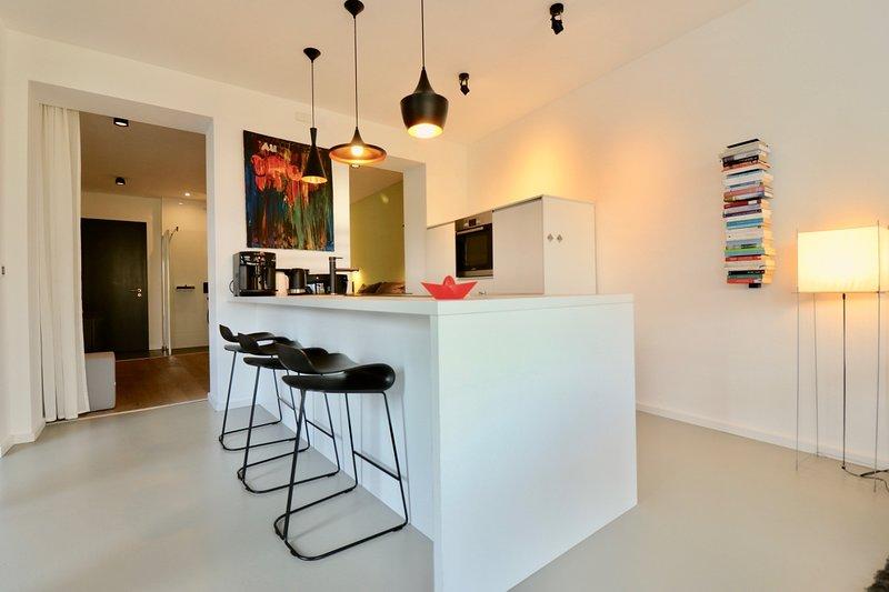 Bootschaft Studios Lychen - Studio 2, Ferienwohnung in Himmelpfort