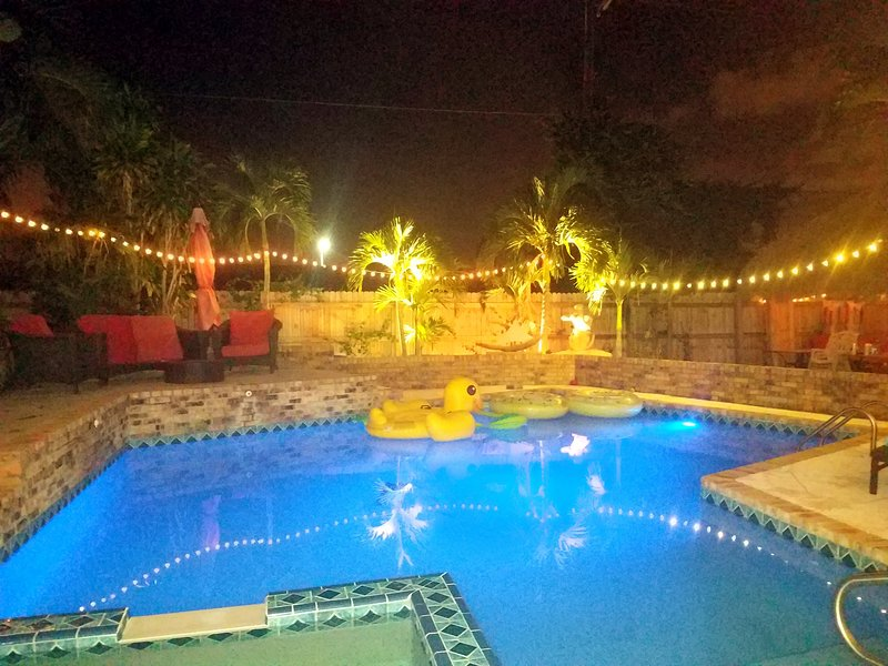 Susan and Ledif's Tropical Hideaway, alquiler vacacional en Lake Worth