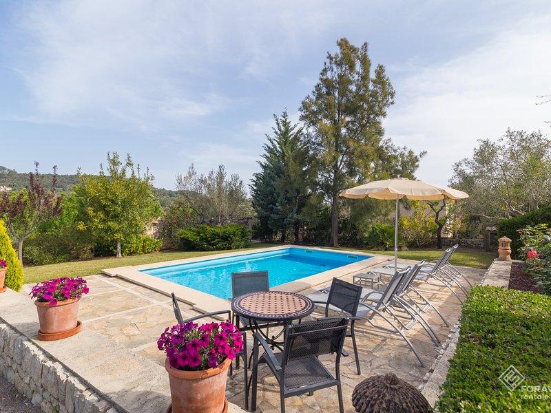 Ca Na Marina - Beautiful villa with pool in Pollença Chalet in Puerto Pollensa