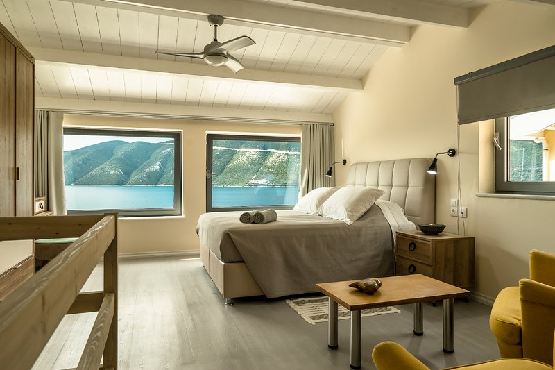 Sappho Boutique Suites - Deluxe suites with balcony 5, holiday rental in Vasiliki