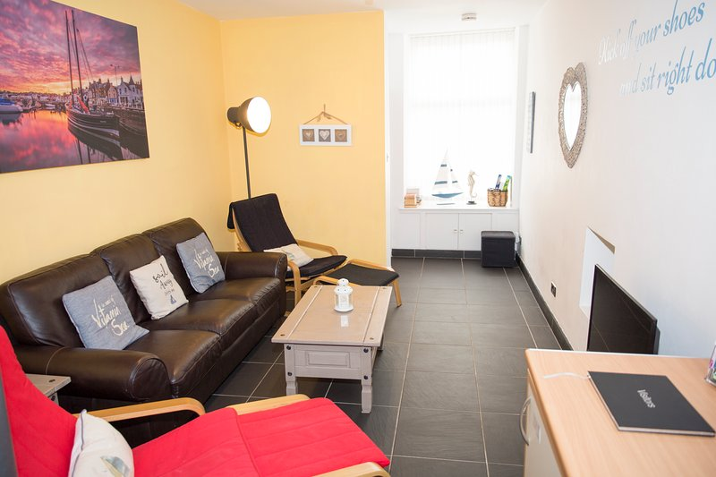 Holiday Apartment Anstruther, Ferienwohnung in Anstruther