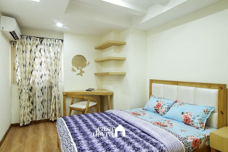 Secure Oasis Patan | 2BHK Apartment by Casa Deyra, vacation rental in Balthali