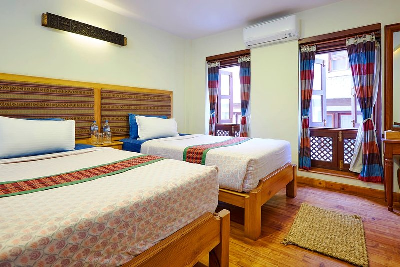 Heritage Space 1BR – 100 mtr from Golden temple, holiday rental in Madhyapur Thimi