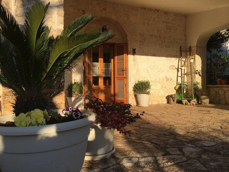 Il Trullo del Lazzeruolo, holiday rental in Macchia di Monte