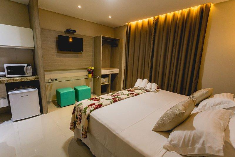 Vila Mucuripe padrão 5 estrelas (101), aluguéis de temporada em Fortaleza