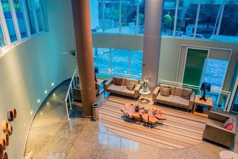 Apartamento na Praia de Iracema a 100m do mar, aluguéis de temporada em Fortaleza