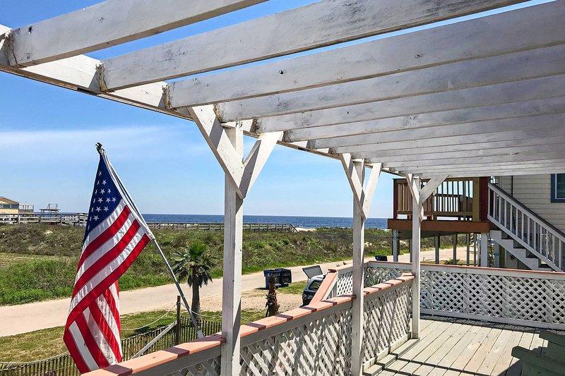 An epic beach retreat awaits at this 2-bed, 2-bath vacation rental house!