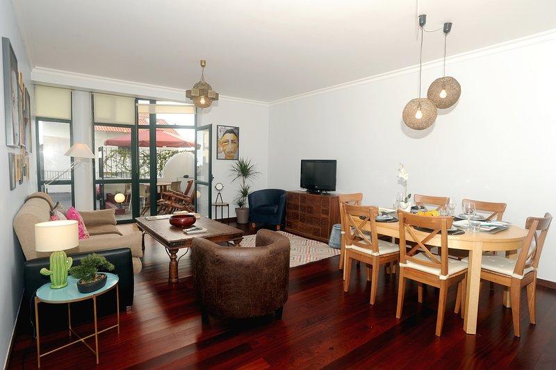 Apartment Quinta do Faial, alquiler de vacaciones en Sao Goncalo