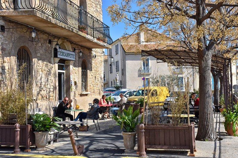 Bistrot / restaurant L'Escampette