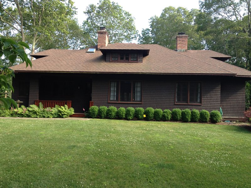 Casa principale / parte anteriore della proprietà