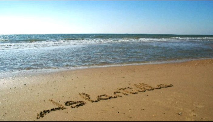 Beach of the apartment (Urbasur). 10km of beach