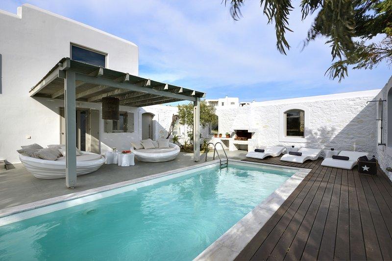 Area piscina