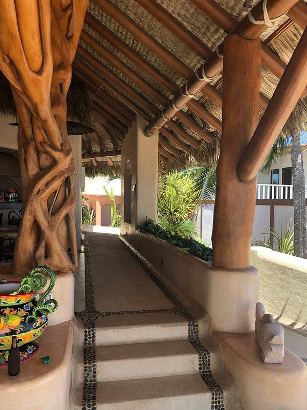 La Casa Bajo Las Estrellas, holiday rental in Playa Blanca