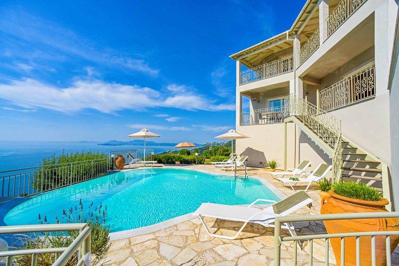Villa Seascape, location de vacances à Kalami