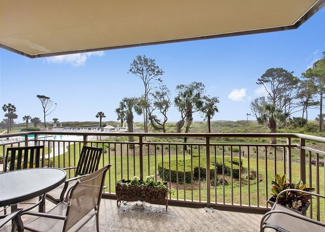 Ocean One 219 - Oceanfront 2nd Floor Condo, vacation rental in Hilton Head