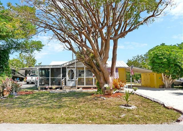 One-of-a-kind home in peaceful, historic village of Goodland, holiday rental in Everglades City