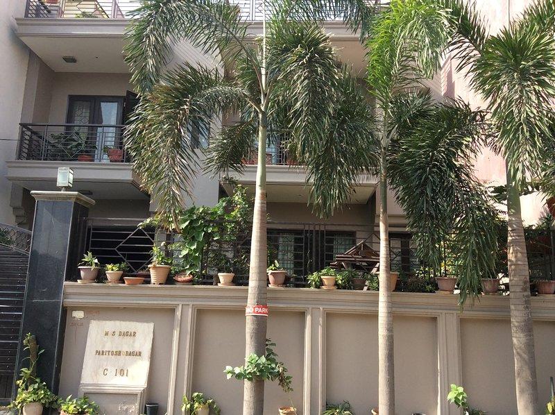 Dagar Apartment, aluguéis de temporada em Faridabad