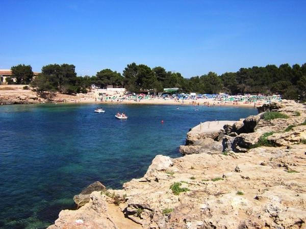 Port des torrent  beach is 15mins walk from the villa. Car hire is not needed
