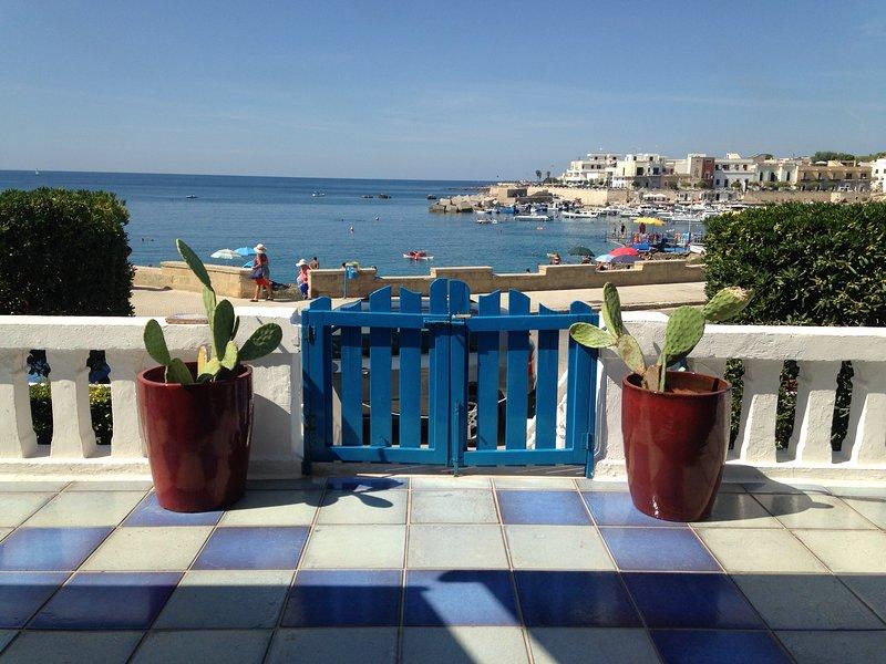 Spacious house with sea view & Wifi, casa vacanza a Santa Caterina