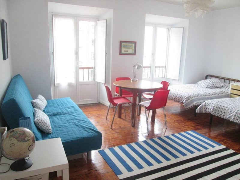 Spacious apartment near the beach, holiday rental in Ribadesella